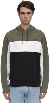 Levi's Wavy Color Block Sweatshirt Hoodie
