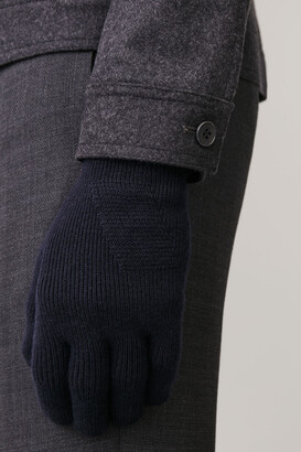 Cos Merino-Knit Gloves