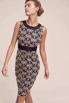 Hd In Paris Cutwork Column Dress