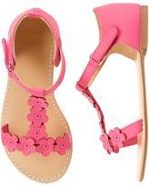 Gymboree Flower Sandals