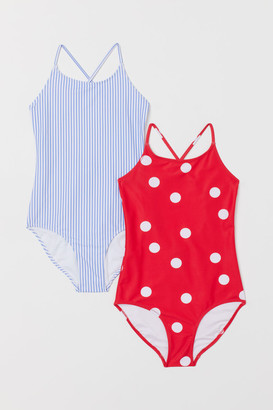 H&M 2-Pack Swimsuits