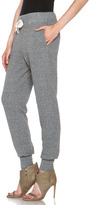 Current/Elliott The Vintage Sweatpant in Heather Grey