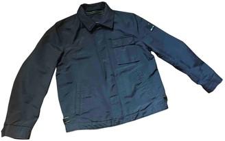 Gas Jeans Black Cotton Jackets