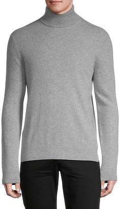 Saks Fifth Avenue Cashmere Turtleneck Pullover