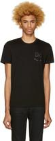 Diesel Black T-Diego-Pkt-Mo T-Shirt