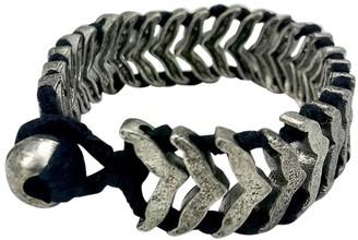 Slate & Salt Rina Temple Silver Bracelet