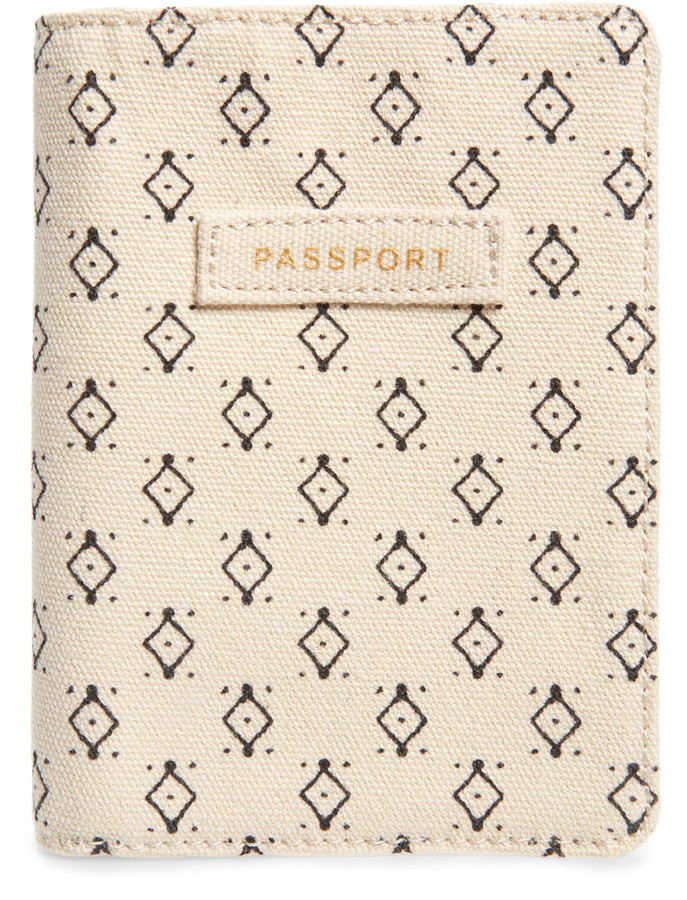 Anthropologie Home Nohelia Passport Cover