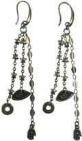 Isabel Marant Silver Metal Earrings