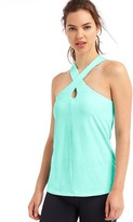 Gap GapFit Breathe keyhole shelf tank