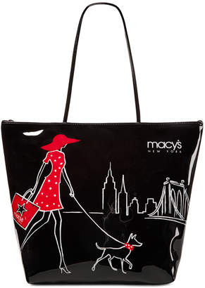 Dani Accessories Macy Walking Dog Large Tote