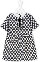 MSGM polka dot shift dress