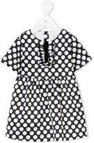 MSGM polka dot shift dress