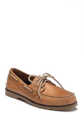 Sperry Leeward Leather Boat Shoe
