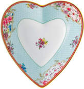 Royal Albert Candy Collection Heart Tray Sitting Pretty