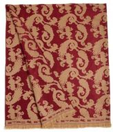 Etro Paisley Wool Throw