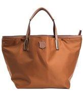 Hoxis Womens Nylon Oversized Travel Tote Bag / Lightweight Portable Fashion Hobo Bag Large Tote Shoulder Handbag / OL Handbags