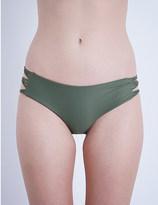 Mikoh Barcelona cutout bikini bottoms