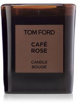 Tom Ford Café Rose Candle & Holder Set