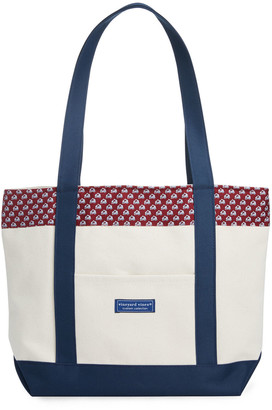 Vineyard Vines Colorado Avalanche Tote