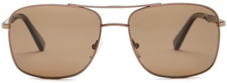 Ermenegildo Zegna Women's 59mm Square Sunglasses