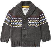 Cherokee Girl's Shawl Collar Sweater