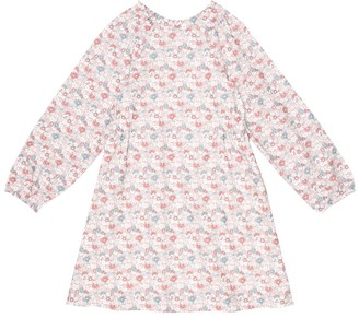 Bonpoint Liberty floral cotton dress