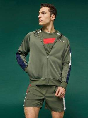 Tommy Hilfiger Hooded Zip Jacket