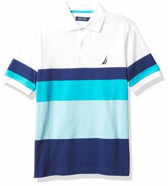 Nautica Men's Classic Fit Jersey Polo