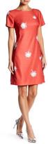 Yoana Baraschi Chrysanthemum Shift Dress