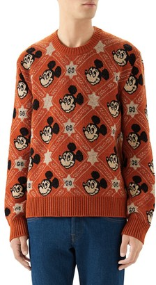 Gucci Disney x Wool Sweater