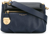 Marc Jacobs front pocket cross body bag - women - Calf Leather - One Size