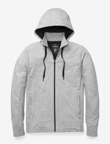 Tommy John French Terry Zip-Up Hoodie