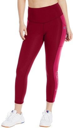 Champion Women's Sport High-Waisted Ankle Leggings