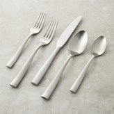 Crate & Barrel Couture Satin 5-Piece Flatware Place Setting