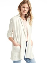 Gap Marled open-front cardigan