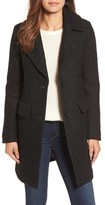 Kenneth Cole New York Women's Wool Blend Boucle Coat