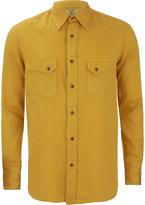 Levi's Vintage Men's Longhorn Long Sleeve Shirt Yellow