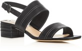 Via Spiga Gem Double Strap Slingback Sandals