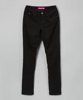 YMI Jeanswear Black Skinny Jeans - Girls