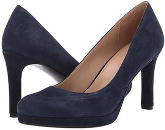 Naturalizer Teresa (Black Leather) Women's Shoes