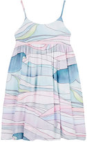 Mara Hoffman Wave-Print Sundress
