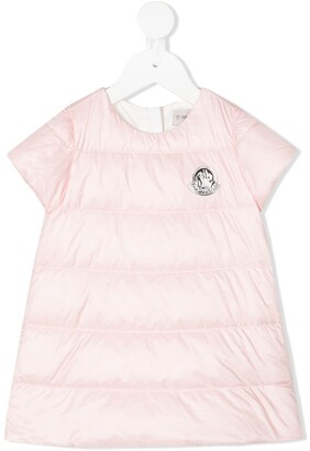 Moncler Enfant Padded Dress