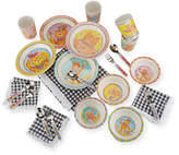 Mackenzie Childs MacKenzie-Childs Toddlers' Teddy Bear Picnic Set