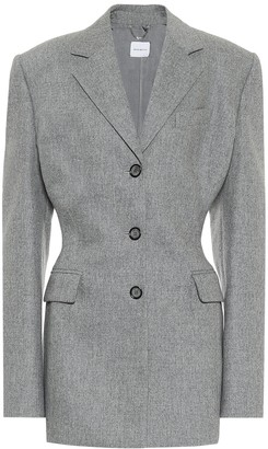 Magda Butrym Stretch-wool blazer