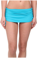 Tommy Bahama Pearl Side Shirred Skirted Hipster