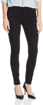 Yummie Women's Modern Mid Rise Slimming Skinny Denim Jeans