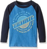 Quiksilver Little Boys' Toddler Full Moon Long Sleeve T-Shirt