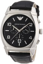 Emporio Armani Men's AR0347 Classic Chronograph Dial Watch