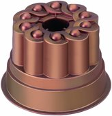 Lekue Imperial Queen Form Mold, Copper