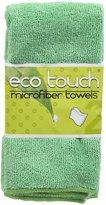 Eco Touch Microfiber Towel, 16 x 16